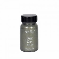Dark Grey Liquid Hair Color