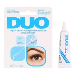 Klej do rzęs DUO White/Clear