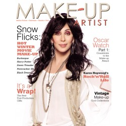 Make-up Artist Magazine nr 87