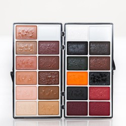 W.M. Creations Stacolor Palette - Full Color