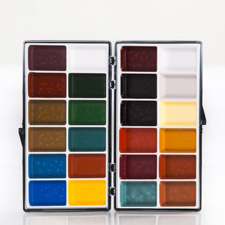 W.M. Creations Stacolor Palette - Character