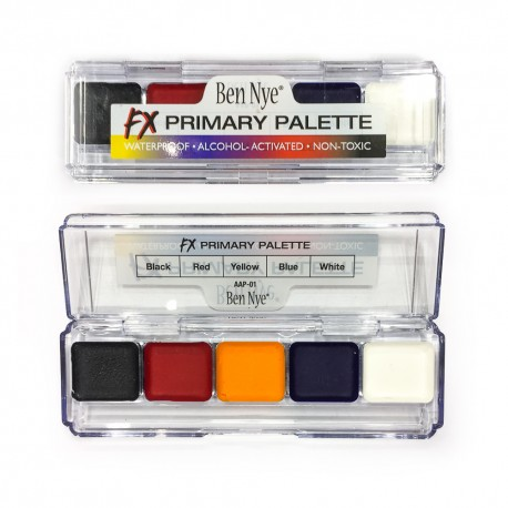 Ben Nye Alcohol Activated FX Palettes