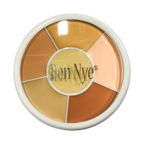 Ben Nye Concealer Wheel - NK-11 Total Conceal-All