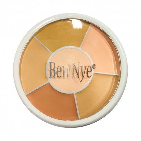 Ben Nye Concealer Wheel - SK-100 Total Cover-All