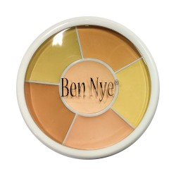 Ben Nye Concealer Wheel - SK-200 Total Cover-All II