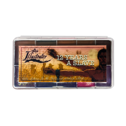 Skin Illustrator 12 Years a Slave Palette