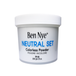 BEN NYE Neutral Set Colorless Face Powder