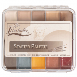 Skin Illustrator Starter Palette Small