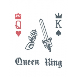 Tattooed Now! - Queen & King Set