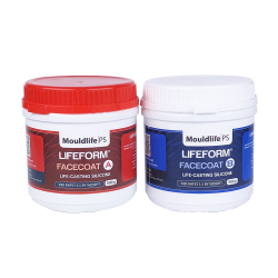 LifeForm Facecoat Life Casting Silicone 1kg